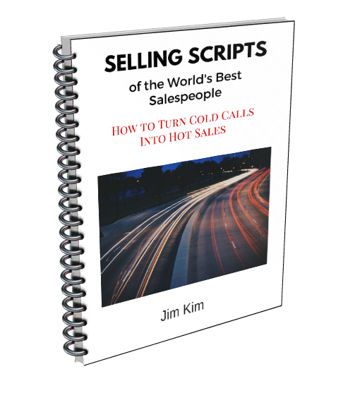 Selling Scripts of the World's Best Salespeople: How to Turn Cold Calls Into Hot Sales