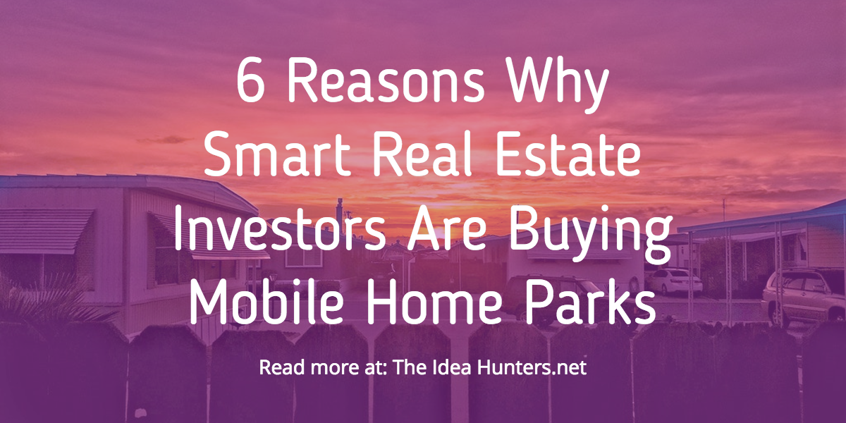 6 Reasons Why Smart Real Estate Investors Are Buying