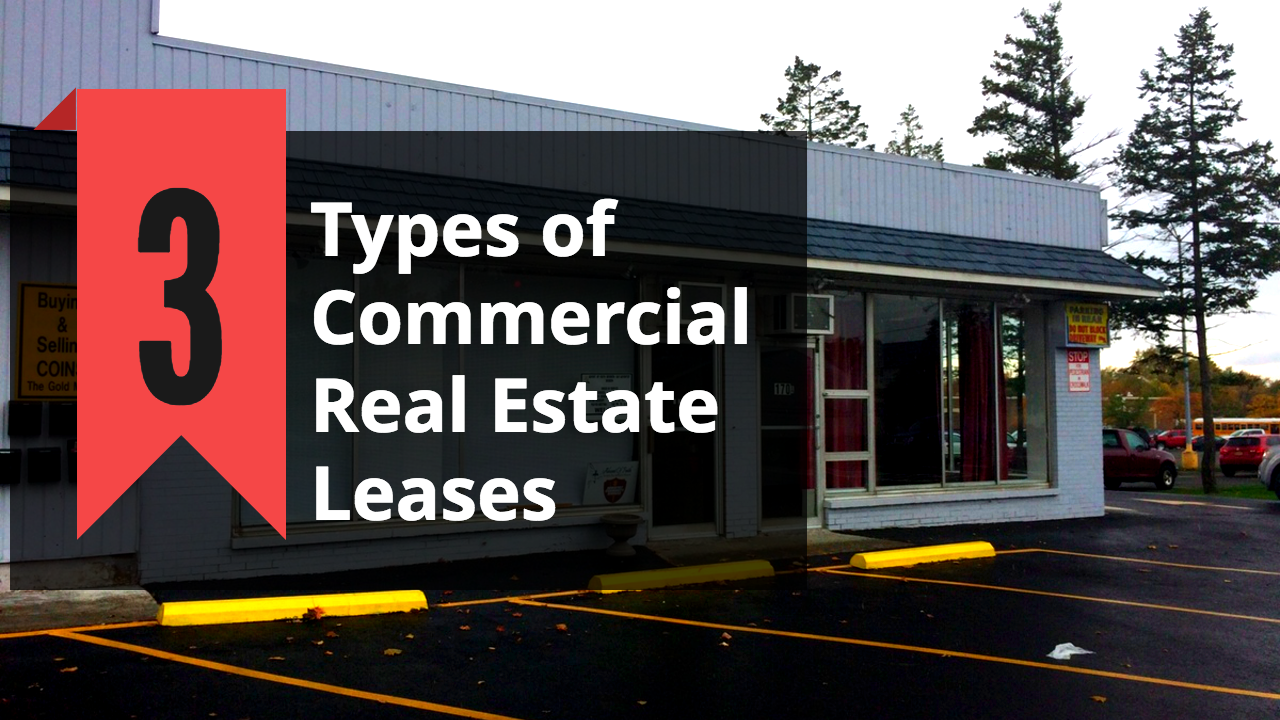 Commercial Property Types : Video types of commercial real estate leases